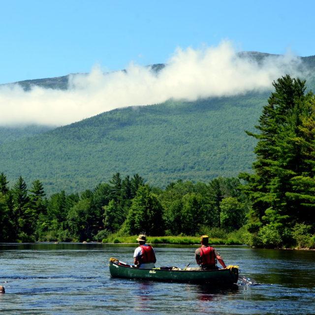 Maine Canoe Trips