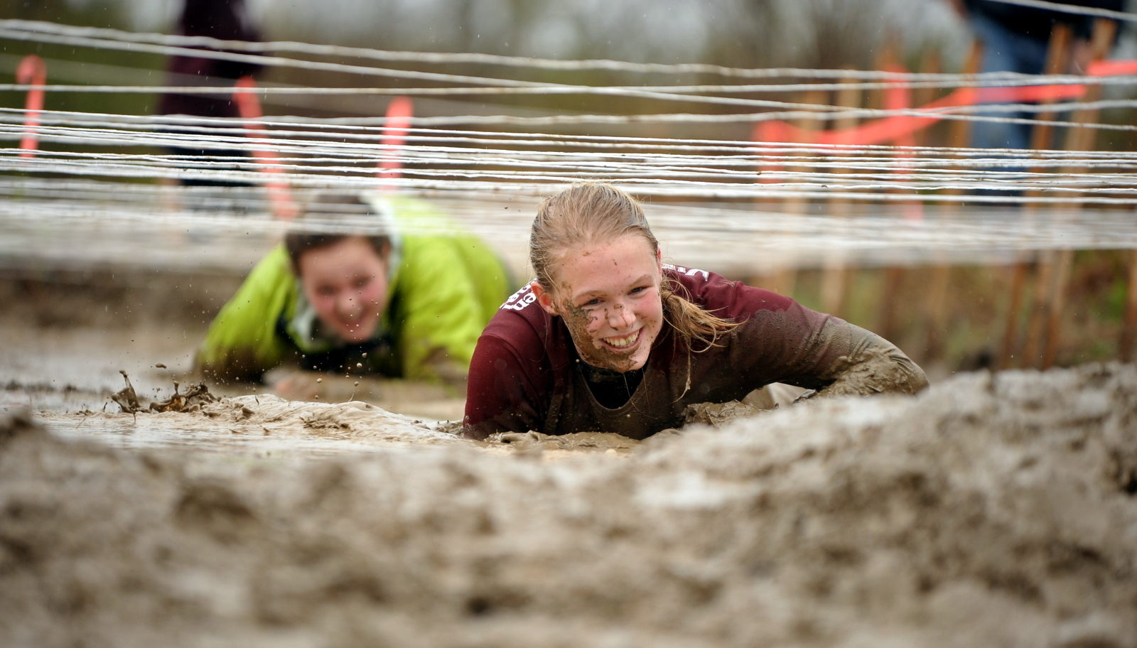 Adventure racing in Maine, Mud Pit Crawl, East Grand Race
