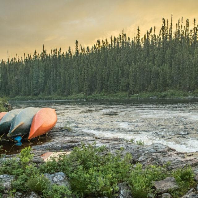 Canada Canoe Trips